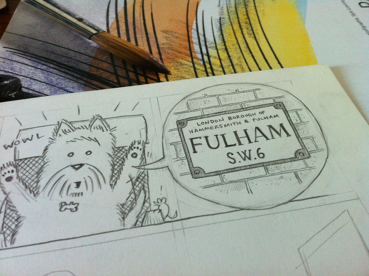 Casper decides to go to Fulham.